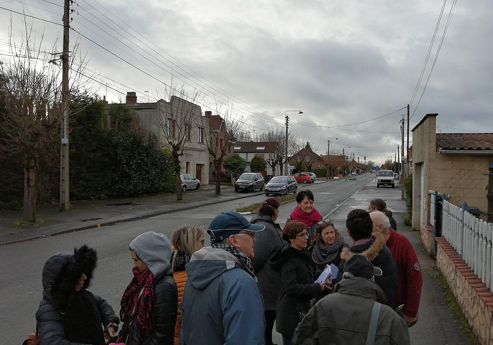 Marche urbaine franco-belge à Onnaing
