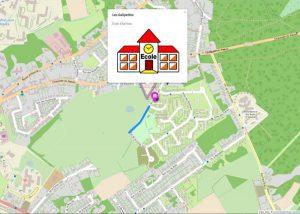 Formation à l'utilisation de l'outil cartographique uMap pour les travailleur.euse.s sociaux.ales