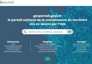 Formation à l'utilisation de l'outil cartographique Géoportail