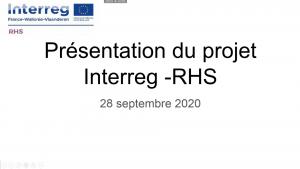 Présentation du projet RHS aux étudiant.e.s d'architecture de L'Umons